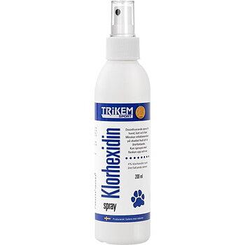 Klorhexidin spray - bakteriedödande, vid hudproblem