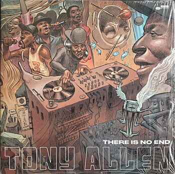 Tony Allen - There is No End / Blue Note