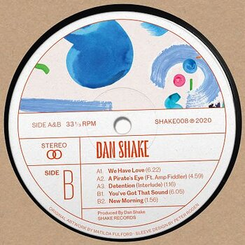 Dan Shake - You've Got That Sound