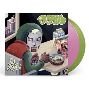 MF Doom - MMM.. FOOD / Rhymesayers