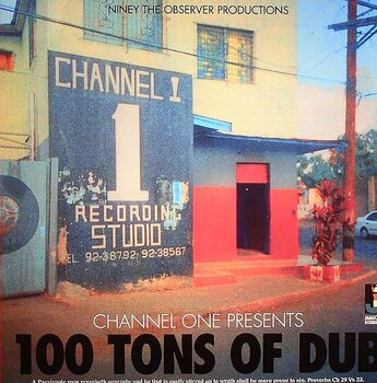 Va - Channel One Presents 100 Tons Of Dub / Jamaican