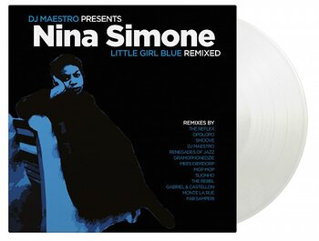 Simone Nina / Dj Maestro - Little Girl Blue Remixed / Music On Vinyl