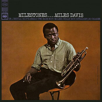 Miles Davis-Milestones /  Music on Vinyl