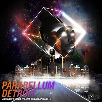 Va - Parabellum Detroit / Upstairs Asylum Records