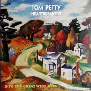 Tom Petty And The Heartbreakers-Into The Great Wide Open /  Geffen Records