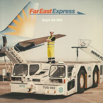 Boys Be Kko - Far East Express / Atomnation