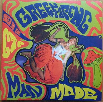 Greentea Peng – Man Made /  AMF Records