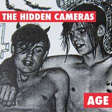Hidden Cameras-Age / Evil Evil