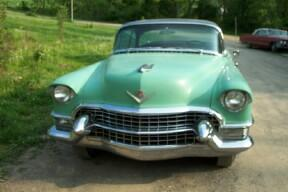 1955 Cadillac series 62 Coupe