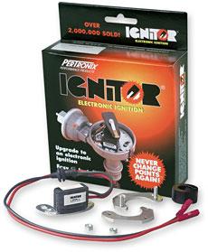 Ignitor för ACCEL 37000 serien