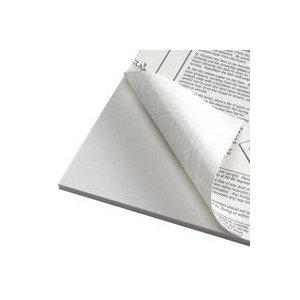 Foamboard 10 mm, vit självhäftande - 35% rabatt