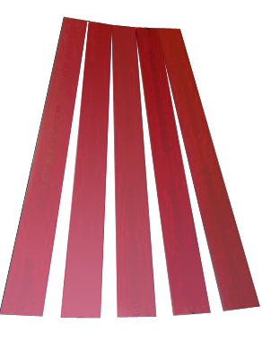 Corta/Dürselen borrlist - 20x5x450 mm - 10-pack