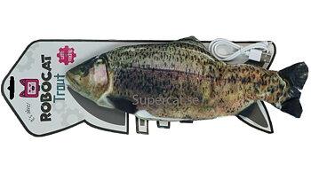 Kattleksak sprattlande fisk FORELL