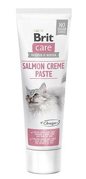 Brit Cat Paste Salmon creme med Omega3