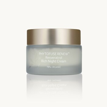 Phytofuse Renew Resveratrol Rich Night Cream 50ml - INIKA Organics