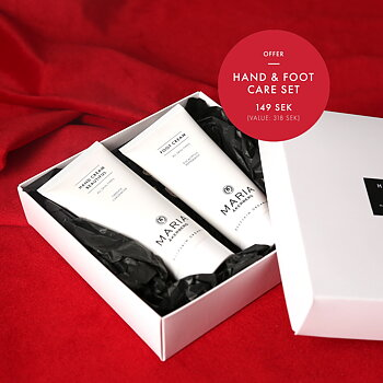 Hand & Foot care set - MARIA ÅKERBERG