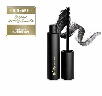 INIKA Long lash vegan mascara 8ml