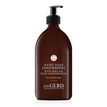 Lingonberry Hand soap 500 ml - c/o Gerd