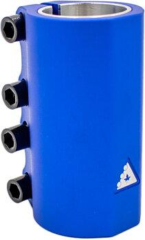 Trynyty Simple SCS Kickbike Clamp -  Färg: Blå