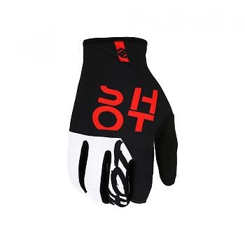 SHOT BMX ROGUE CUP KID GLOVES BLACK WHITE