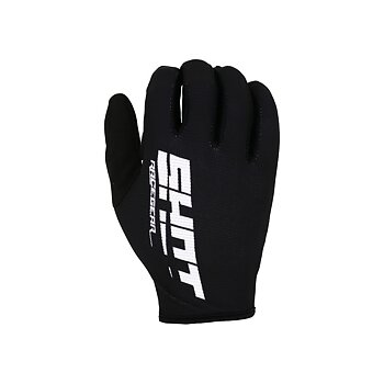 SHOT BMX ROGUE ULTRALIGHT KID GLOVES BLACK WHITE