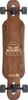 """Tempish Walnut Longboard Till Barn -  Färg: Brown - Längd: 39"""""""