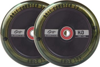 Grit H2O Sparkcykel hjul 2-Pack -  Färg: Gold/Black