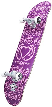 Heart Supply Bam Pro Komplett Skateboard Färg: United