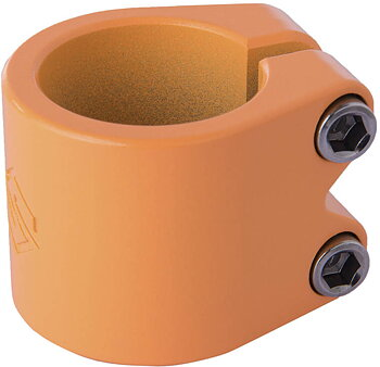 Striker Lux Double Kickbike Clamp -  Färg: Orange