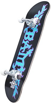 Heart Supply Bam Pro Komplett Skateboard Färg: Blue ,Storlek 7,75