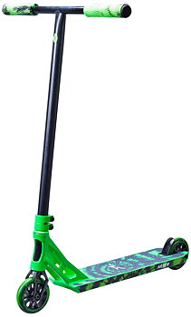 AO Sachem XT Trick Sparkcykel -  Färg: Grön