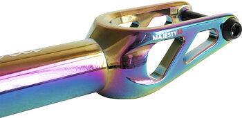 Drone Majesty 3.0 Sparkcykel Framgaffel Färg:  Neochrome