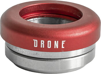 Drone Synergy II Kickbike Headset Färg: RED
