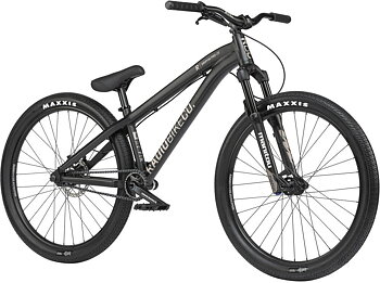"Radio Griffin Pro 26"" 2021 Dirt Jump MTB Bike Färg: Matt Black"