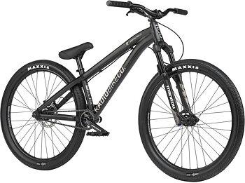 "Radio Griffin Pro 26"" 2021 Dirt Jump MTB Bike Färg: Matt Black"
