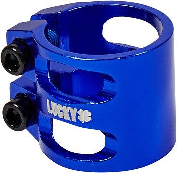 Lucky Dubl Kickbike Clamp -  Färg: Blå