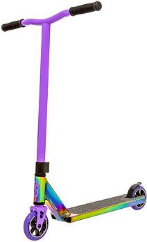 Crisp Surge 2020 Trick Sparkcykel -  Färg: Neochrome/Purple