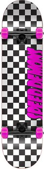 Speed Demons Checkers Komplett Skateboard Färg: Checkers Pink Storlek: 7.75""