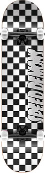 Speed Demons Checkers Komplett Skateboard Färg: Checkers Storlek: 8""