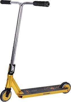 Tempish Wallride Trick Sparkcykel -  Färg: Guld