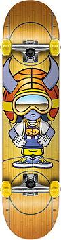 "Speed Demons Characters Komplett Skateboard Färg: Baller Storlek: 7"""