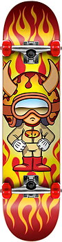 Speed Demons Characters Komplett Skateboard Färg: Hot Shot Storlek: 8""