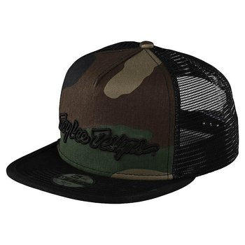TROY LEE DESIGNS YOUTH SIGNATURE SNAPBACK, ARMY CAMO