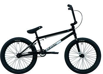 "Tall Order Flair 20"" Freestyle BMX Cykel Färg: Svart"