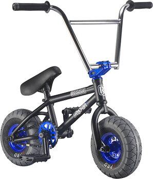 Rocker Reggie Svart Mini BMX Cykel