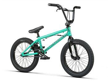 """Wethepeople Curse 18"""" FS Gyro 2021 Soda green Freestyle BMX Cykel"""