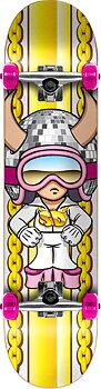 "Speed Demons Characters Komplett Skateboard -  Färg: Disco - Storlek: 7.75"""