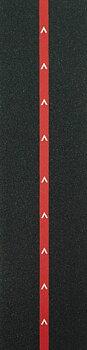 Above A-Row Kickbike Griptape -  Färg: Röd