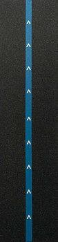 Above A-Row Kickbike Griptape -  Färg: Blå