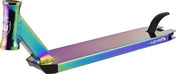 Longway Metro Sparkcykel Deck -  Färg: Neochrome - Längd: 500mm